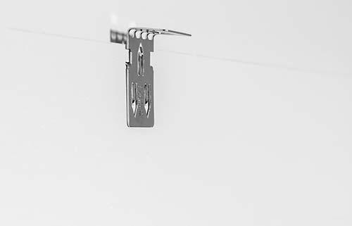 colgador de pared para cartón pluma:FINE ART FOTO