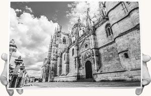 Impresion foto en blanco y negro:FINE ART FOTO