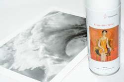 Barniz en spray Hahnemühle:FINE ART FOTO