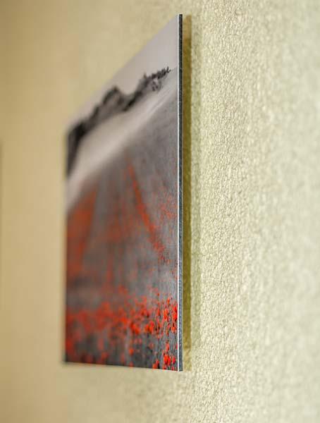 montaje de fotos sobre dibond: FINE ART FOTO